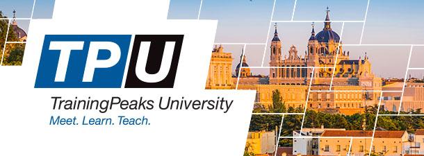 TrainingPeaks University Boulder